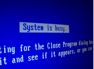 Systembusy