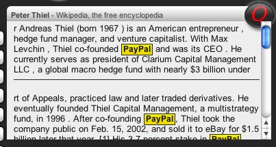 Paypalinpage