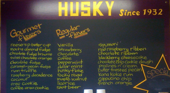Huskyicecream