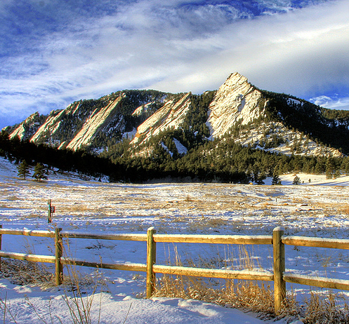 Boulderlandscape