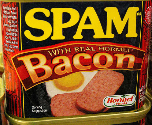Spamwithbacon
