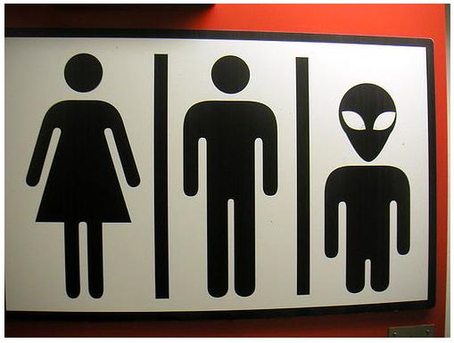 Alienrestroom