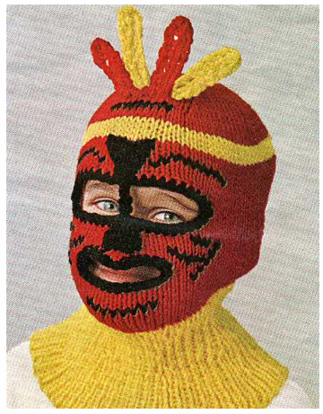 Knittedmask