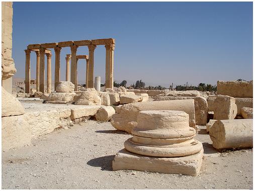 Palmyraruins