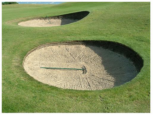 Golfbunker