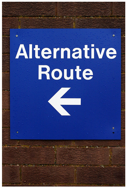 Alternativeroute
