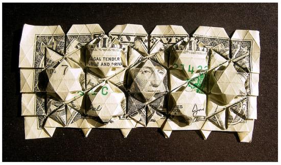 Dollarorigami