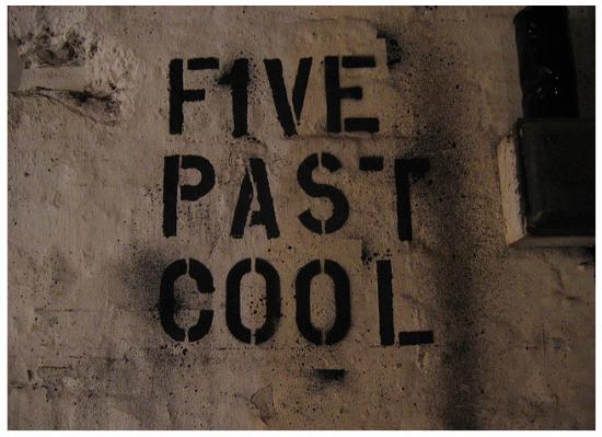 Fivepastcool