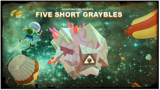Fiveshortgraybles
