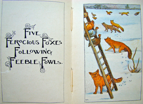 fivefoxes