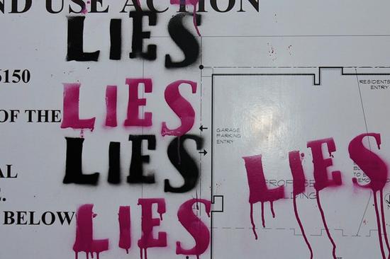 lieslieslies