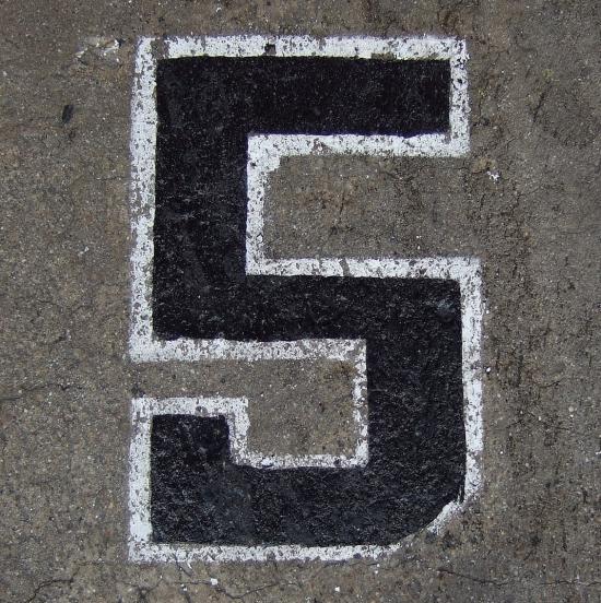 chalkfive