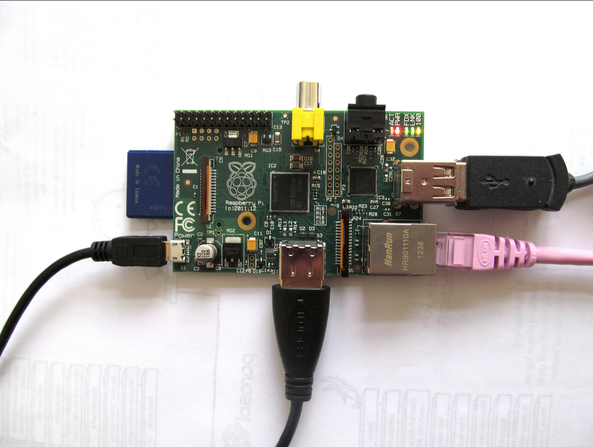 Deep learning on the Raspberry Pi! | Pete Warden's blog